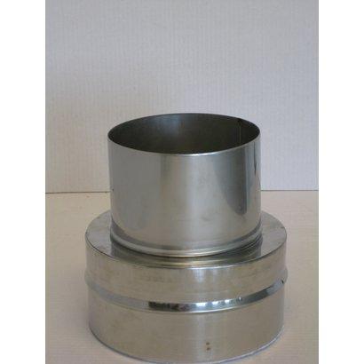 Thermovast Aansluitstuk pro-130mm