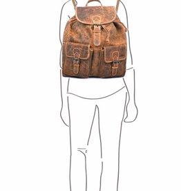 Arrigo SPACE, CAPACITY AND ROOM backpack