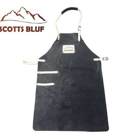 Scotts Bluf BBQ Schort Scottsbluf zwart