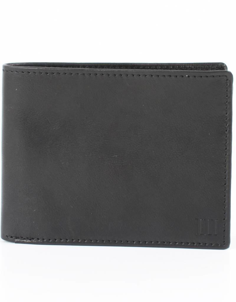 1e02293acb3 Tresanti Deze zwarte billfold portemonnee van het merk Tresanti is volledig  vervaardigd uit echt leder.