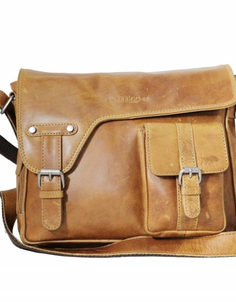 3bf59e6afb8 ... Arrigo Echt lederen - schoudertas –cross bodybag- cross body tas-  stevig - chique