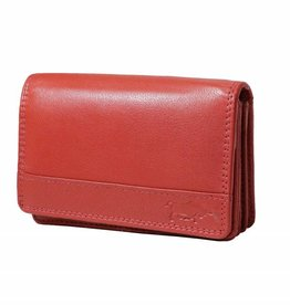 Arrigo Transfer purse harmonica Ferrari red