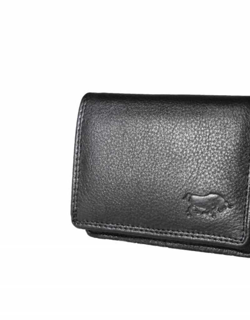 Arrigo Small leather wallet Rose