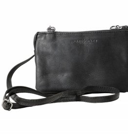 Arrigo Purse bag big, night bag, bag Black