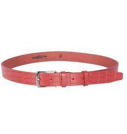 Arrigo Ferrari red belt
