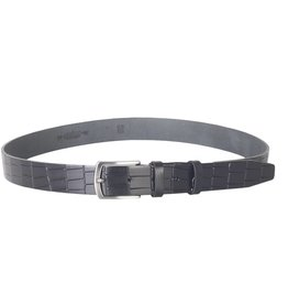Arrigo Leather belt black