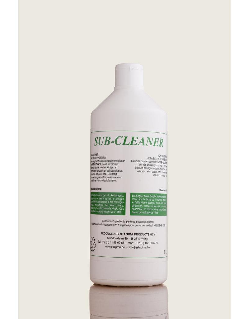 SUB-Cleaner Sub Cleaner voor stoffen (1 liter fles)