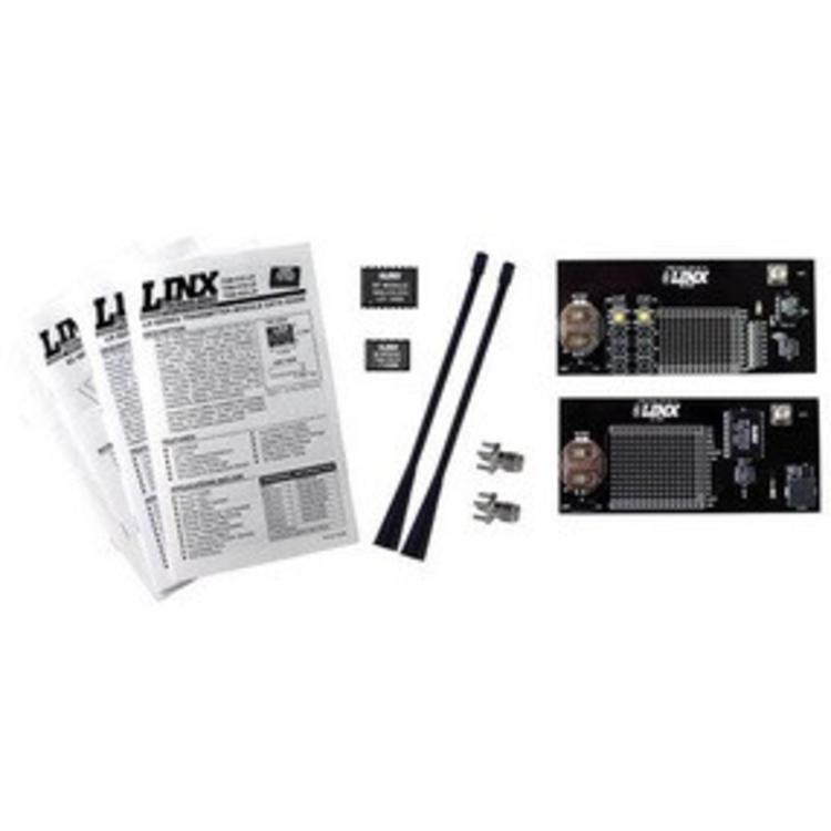 LINX Technologies Inc. EVAL-433-LT 433MHz LT Series Basic Evaluation Kit