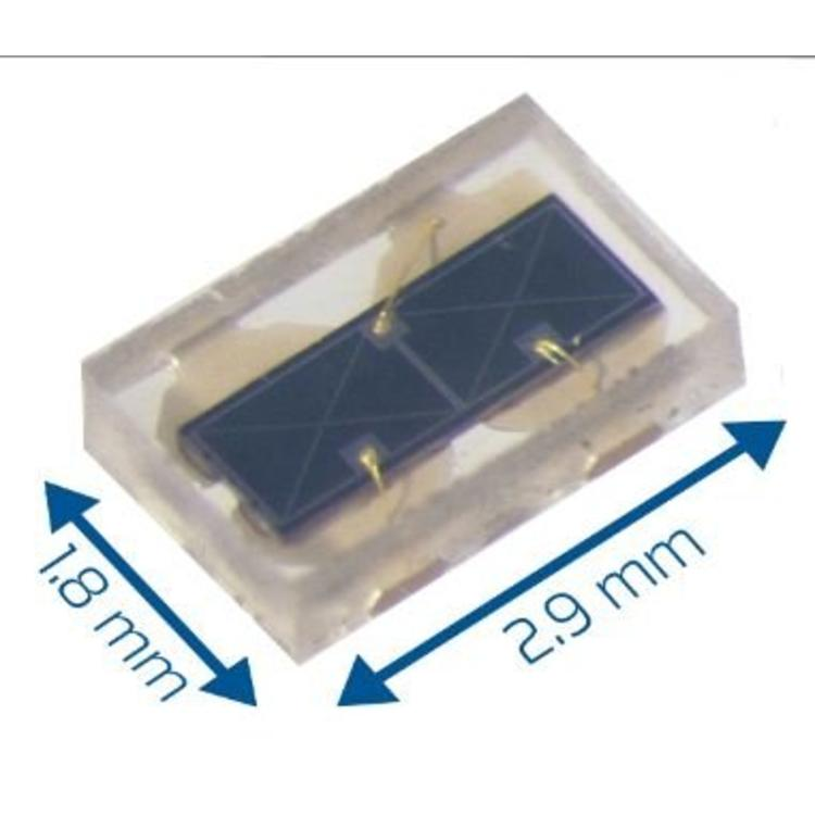 Zweifach-Photodiode PR5001