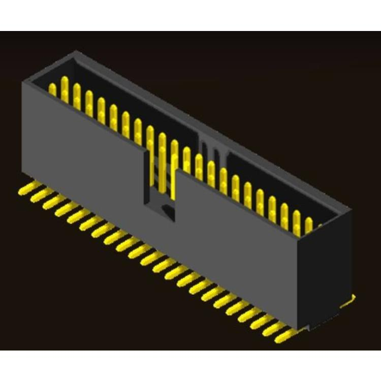 AMTEK Technology Co. Ltd. 5BH5MSX69-XX   Box Header 1.0mm H=6.9 SMT Type