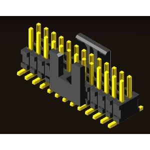 AMTEK Technology Co. Ltd. 5BP3MSX25-XX   Box Header 1.27 X 1.27mm SMT Type