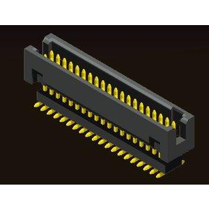 AMTEK Technology Co. Ltd. 5BH3EMX57-XX  Box Header 1.27 X 1.27mm Elevated SMT Type