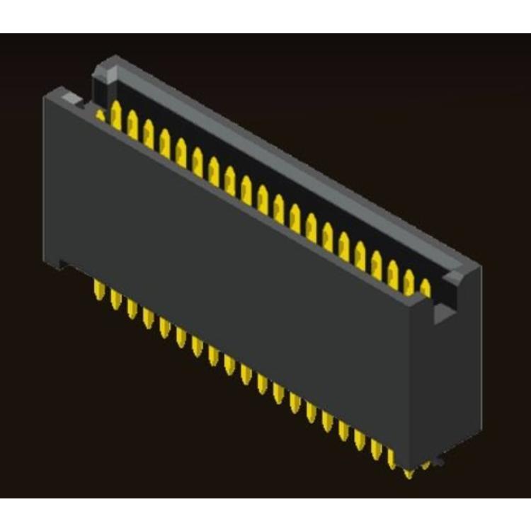 AMTEK Technology Co. Ltd. 5BH3SDXXX-XX     Box Header 1.27 X 1.27mm Straight Type