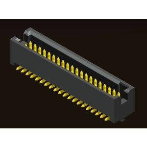 AMTEK Technology Co. Ltd. 5BH3MSXXX-XX    Box Header 1.27 X 1.27mm SMT Type