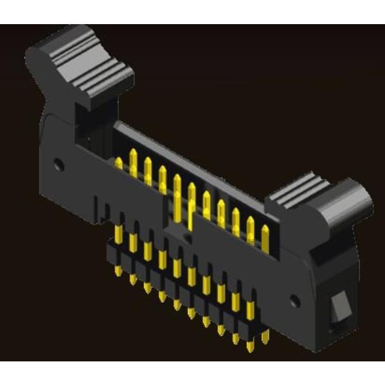 AMTEK Technology Co. Ltd. 5EH2ES/EMXNN-XX        Ejector Header 2.0mm H=5.6mm Elevated SMT/Straight Type