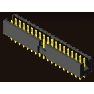 AMTEK Technology Co. Ltd. 5BH2SD/MSX61-XX     Box Header 2.0mm H=6.05 SMT/Straight Type