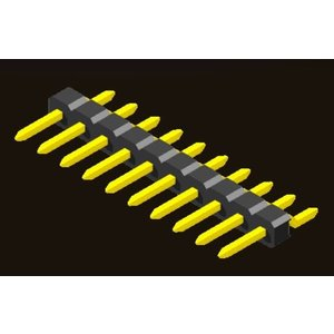 AMTEK Technology Co. Ltd. 5PH2MRX15/20-1XX             Pin Header 2.0mm 1 Row H=1.5/2.0mm SMT R/A Type