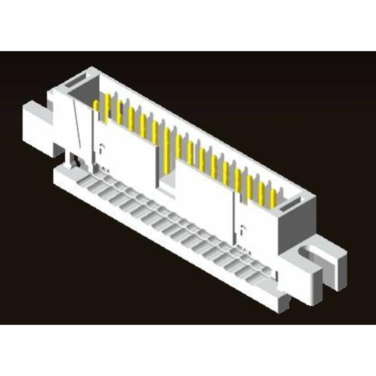 AMTEK Technology Co. Ltd. 5BH1ISXNN-XX            Box Header 2.54mm IDC Type