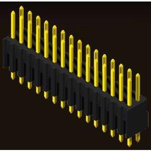AMTEK Technology Co. Ltd. 5PH1SDX74-2XX                   Pin Header 2.54mm H=7.4mm Straight Type
