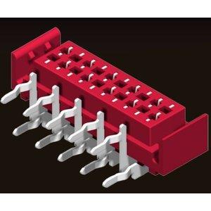 AMTEK Technology Co. Ltd. 58MNR1G-XX                     Mini Match Female Right Angle With Lock Type