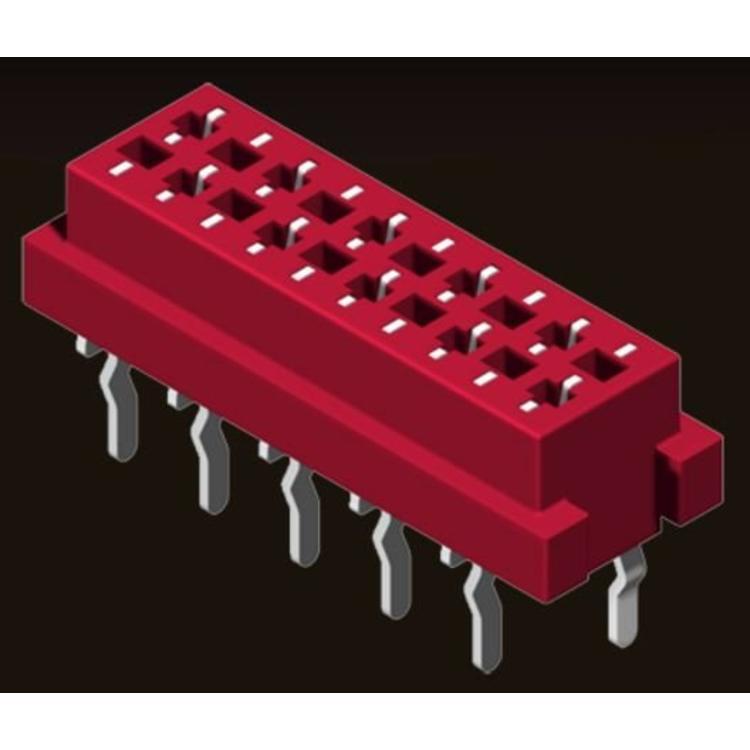 AMTEK Technology Co. Ltd. 58MNS2G-XX                   Mini Match Female Straight Type