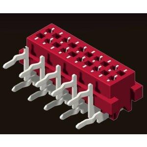 AMTEK Technology Co. Ltd. 58MNR2G-XX                  Mini Match Female Right Angle Type