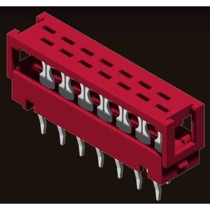 AMTEK Technology Co. Ltd. 58MNI2H-XX                 Mini Match Dip Plug IDC Type