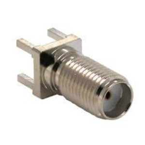 LINX Technologies Inc. SMA Female Extended Connector, Through-Hole Mount