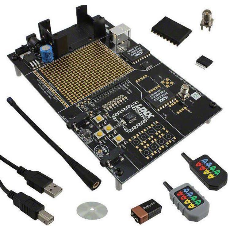 LINX Technologies Inc. 433MHz MS Long-Range Handheld Transmitter Master Development System