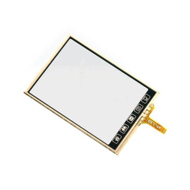 GUNZE Electronic USA 4-Wire Resistive Touch Panel 100-1200
