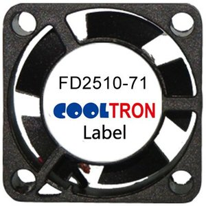 Cooltron Inc. FD2510-71