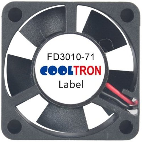 Cooltron Inc. FD3010-71 Series