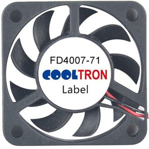 Cooltron Inc. FD4007-71 Series