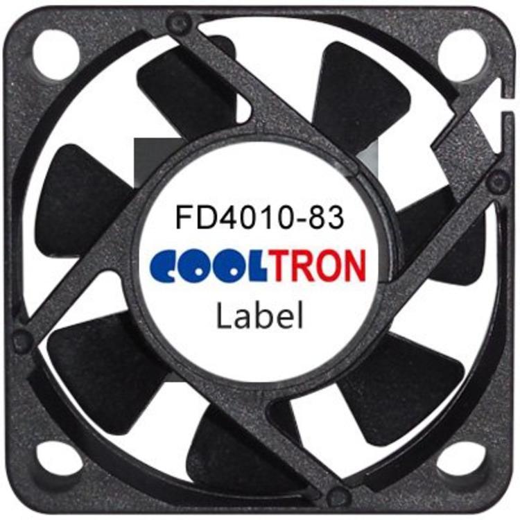 Cooltron Inc. FD4010-83 Series DC Axialventilator