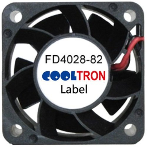 Cooltron Inc. FD4028-82 Series
