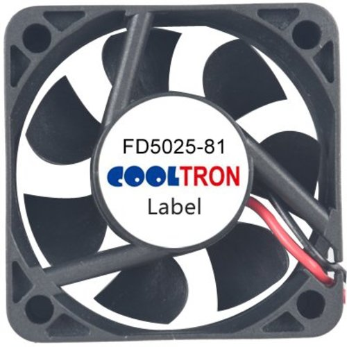 Cooltron Inc. FD5025-81 Series