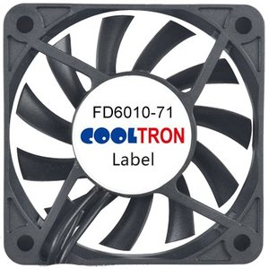 Cooltron Inc. FD6010-71 Series