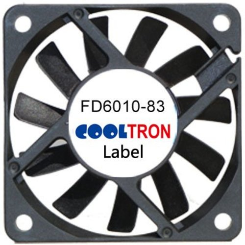 Cooltron Inc. FD6010-83 Series
