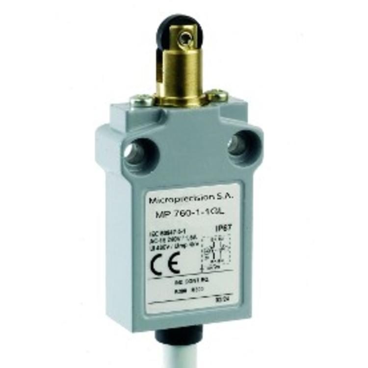 Microprecision Electronics SA MP720 Flüssigkeitsdichter Positionsschalter
