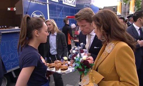 "GESPOT: Royal Fashion Blog: ""Princes Anita draagt oorhangers van Marthje"""
