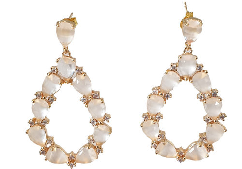 TREND COLLECTION Nude Earring