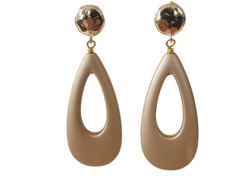 TREND COLLECTION Gold Earring