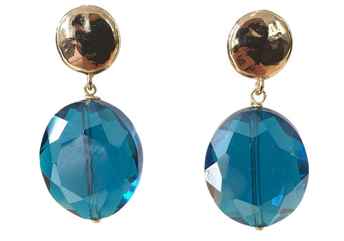 TREND COLLECTION Aqua Earring