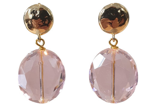 TREND COLLECTION Pink Earring