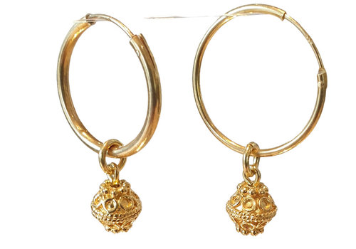 CLASSIC COLLECTION Gold Earrings