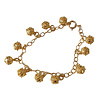 CLASSIC COLLECTION Bracelet with Gold Plated Elements