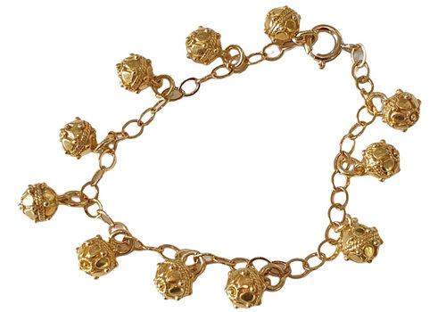 CLASSIC COLLECTION Golden bracelet