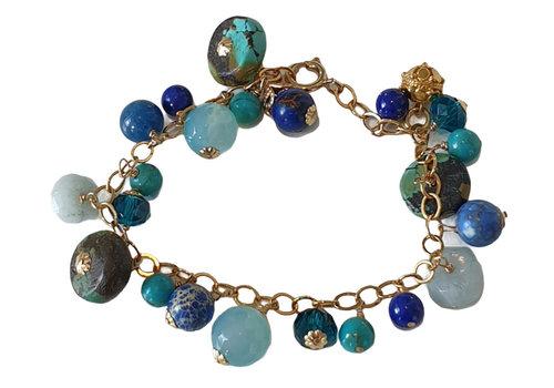 CLASSIC COLLECTION Gold, Blue, Aqua