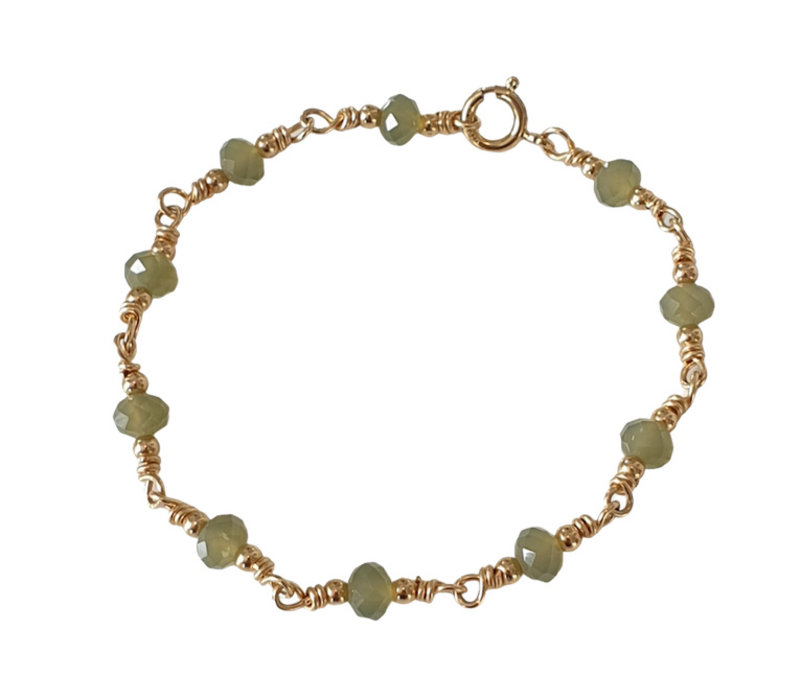Bracelet with Crystal