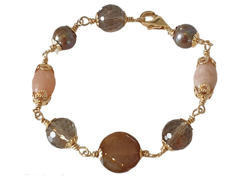 CLASSIC COLLECTION Goud, Bruin, Nude